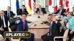 Se inicia cumbre del G7 con la mirada en la economía mundial - Noticias de asia meridional