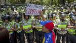 Estudiantes venezolanos protestan por crisis económica - Noticias de ministerio de educación