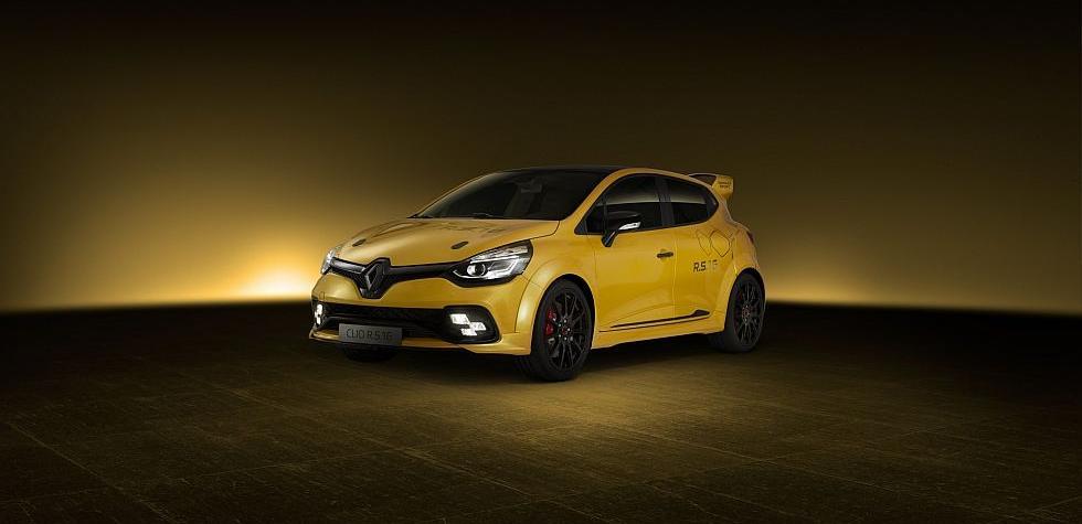 Renault Clio R.S. 16, la nueva bestia francesa [VIDEO]