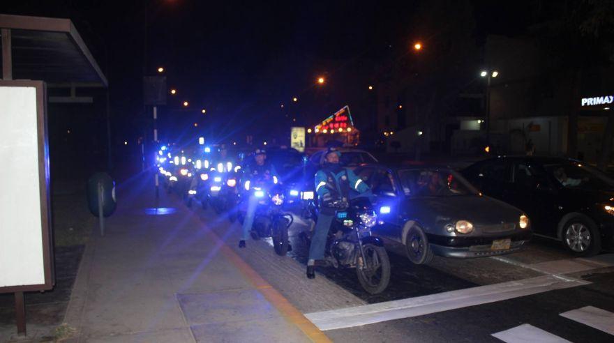 La Municipalidad de San Borja destinará unos 50 serenos a patrullar las vías más importantes del distrito. (Difusión)
