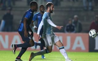 Gonzalo Higuaín marcó un grandioso gol en tres toques [VIDEO]