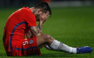 Chile vs. Jamaica: la roja perdió 2-1 en amistoso