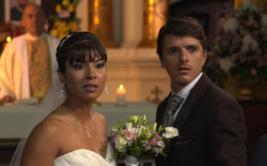 """""""Valiente amor"""": desgarradora escena de frustrada boda [VIDEO]"""