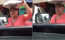 Mujer se negó a vender todas sus empanadas y se volvió viral