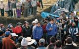 Pobladores levantan paro en Bambamarca después de 10 días
