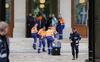 Un rayo sobre París deja 11 heridos, entre ellos 8 niños