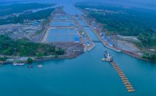 Estreno de ampliación del Canal de Panamá se verá en YouTube