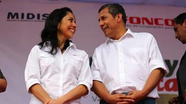 """Humala: """"Critican a Nadine por no ser primera dama decorativa"""""""