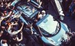 Champions League: Ronaldinho llegó a Milán en un super auto