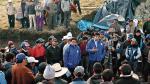 Pobladores levantan paro en Bambamarca después de 10 días - Noticias de bambamarca