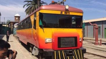 Después de 4 años vuelve a operar ferrocarril Tacna – Arica