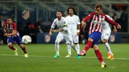 Griezmann y el penal que le costó el título al Atlético
