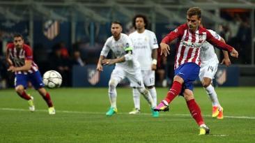 Antoine Griezmann falló penal clave ante Real Madrid [VIDEO]