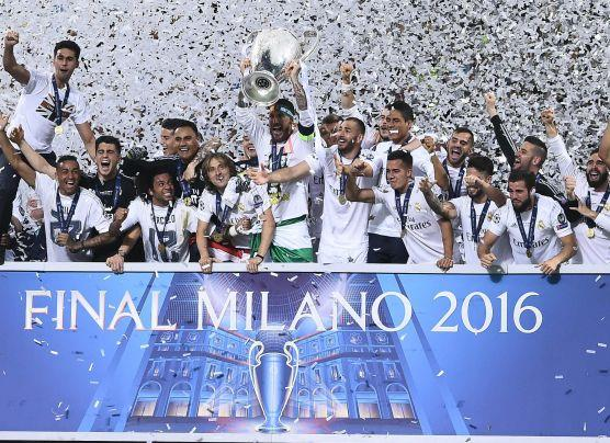¡Real Madrid campeón! Venció en penales 5-3 al Atlético Madrid