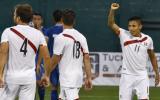 Selección peruana: Ruidíaz anotó golazo desde 30 metros [VIDEO]