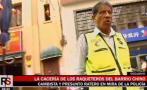 Barrio Chino: uno de los asaltantes sería vecino de cambista