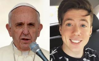 YouTube: estos 'youtubers' se reunieron con el papa Francisco