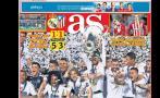 Real Madrid y su 'Undécima' en las portadas del mundo [FOTOS]