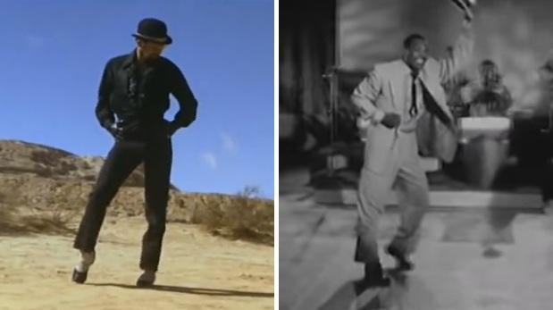 ¿En quién se inspiró Michael Jackson para bailar?