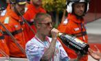 Justin Bieber y otras estrellas estuvieron en el GP de Mónaco
