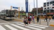 Metropolitano: los accesos a dos estaciones fueron mejorados