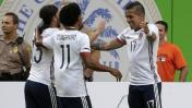 Colombia derrotó 3-1 a Haití en amistoso previo a Copa América