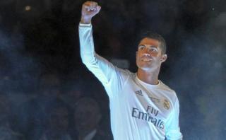 Cristiano lanzó inesperada frase sobre camiseta del Real Madrid