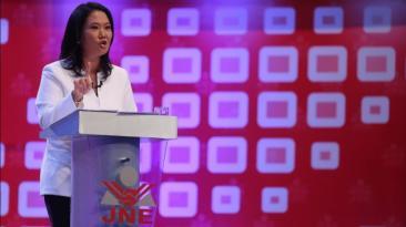 El debate presidencial entre Keiko Fujimori y PPK [FOTOS]