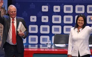 Las propuestas de Keiko y PPK en el debate presidencial