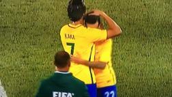 Kaká volvió a la selección de Brasil luego de 7 meses