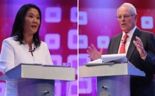 Keiko Fujimori vs. PPK: el debate y las reacciones en Twitter