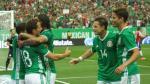 México venció 1-0 a Paraguay en Atlanta por partido amistoso - Noticias de diego villar