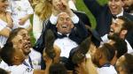 Ramos dijo que fue clave el optimismo que trajo Zinedine Zidane - Noticias de la gran familia