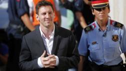 """Messi sobre fraude fiscal: """"Nunca miro los contratos que firmo"""""""