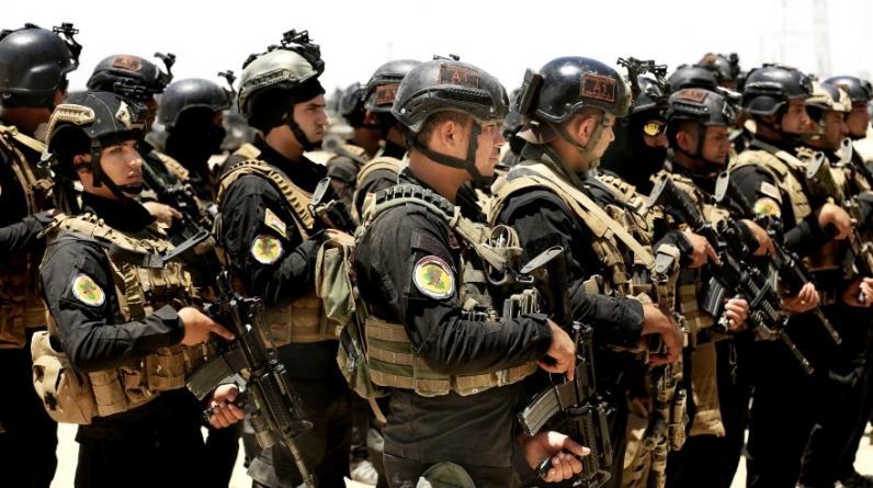 Fuerzas de élite de Iraq ingresaron el lunes a Faluya, feudo del estado Islámico, en el marco de una operación para recuperar la ciudad. (Foto: AP)