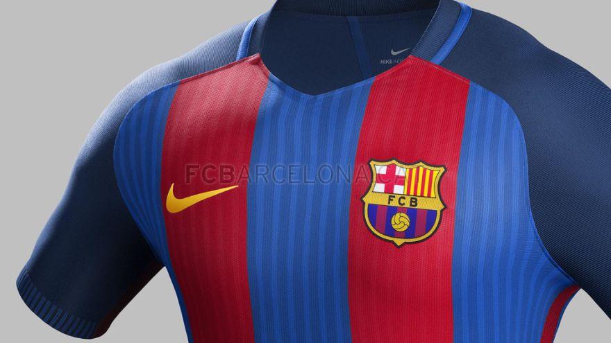 651d85f826d53 Barcelona presentó de forma oficial su nueva camiseta  GALERÍA ...