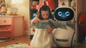 Así es Zenbo, el primer robot doméstico de Asus [FOTOS]