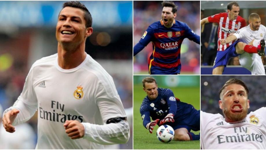 Champions League: el equipo ideal de la temporada para la UEFA
