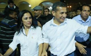 GFK: 11% aprueba a Ollanta Humala y 4%, a Nadine Heredia
