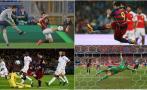 Champions League: estos son los mejores goles del torneo