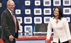 ¿Quién ganó el debate presidencial, Keiko Fujimori o PPK?