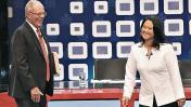 ¿Quién ganó el debate presidencial, PPK o Keiko Fujimori?