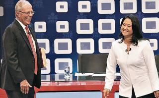 ¿Quién ganó el debate presidencial, PPK o Keiko?