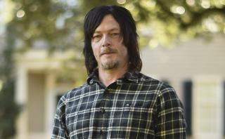 """The Walking Dead"": Reedus participó en fiesta de marinos"