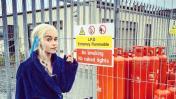 Emilia Clark conquista Instagram cantando este rap [VIDEO]