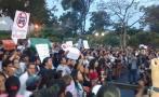 Marcha contra Keiko: reclaman por falta de permisos de Lima