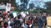 Así se realiza la marcha contra Keiko Fujimori [EN VIVO]