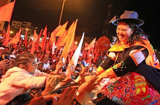 Recta final: PPK y Keiko en campaña a poco de comicios [FOTOS]