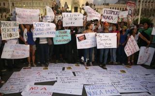Este será el recorrido de marcha de hoy contra Keiko Fujimori