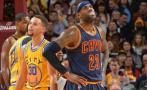 NBA: Warriors y Cavaliers pelearán por el título una vez más